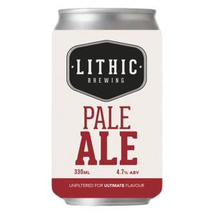 pale ale lithic brewing