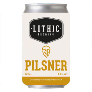 pilsner lithic brewing